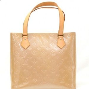 Louis Vuitton Vernis Houston Bag